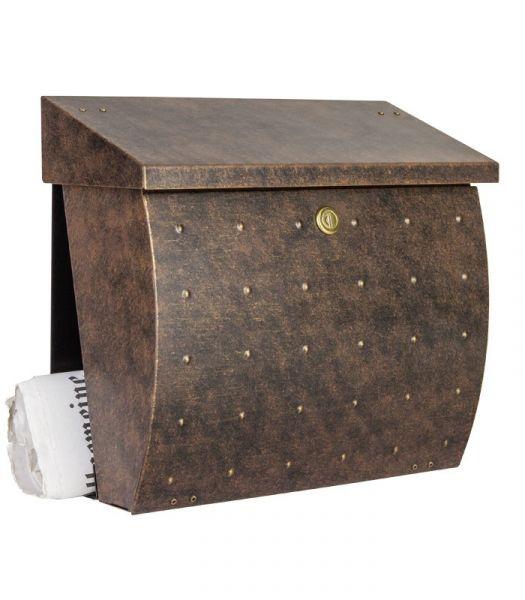 Briefkasten mit Zeitungsfach Landhausstil LAND I