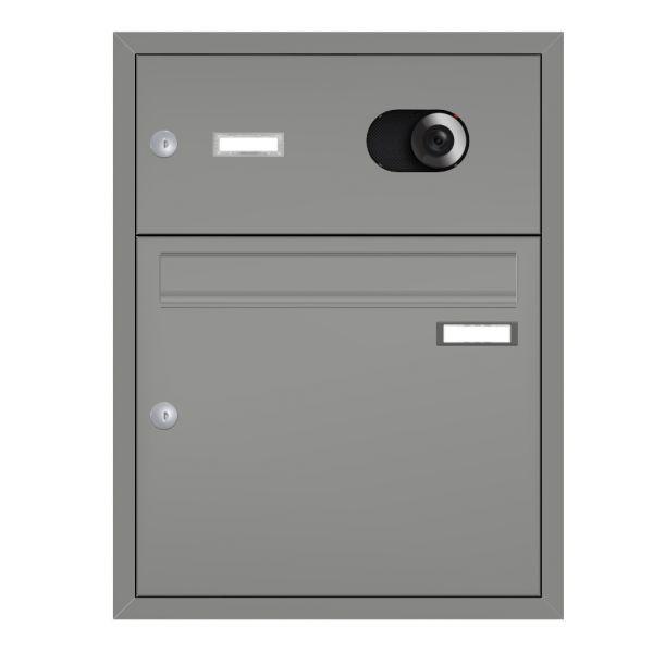 Unterputz Briefkasten mit Kamera UP4V