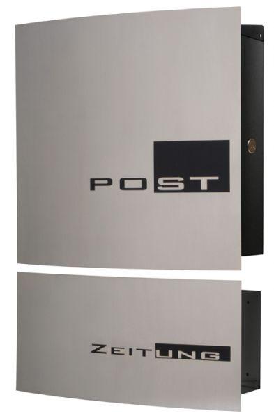 knobloch design briefkasten wien edelstahl schmitt smartes wohnen. Black Bedroom Furniture Sets. Home Design Ideas