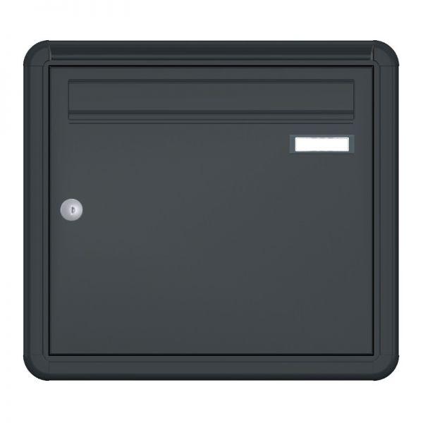 Unterputz Briefkasten mit runden Kanten UP120