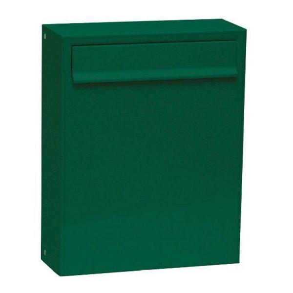 Zaunbriefkasten FARGO grün