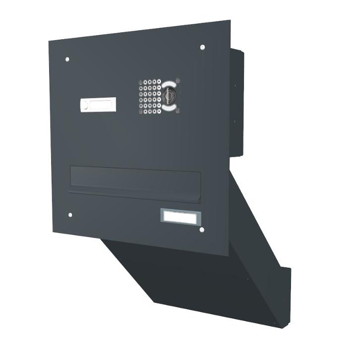 Briefkastenanlage in moderner Ausstattung | schmitt - smartes wohnen